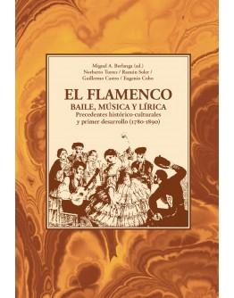 El Flamenco baile, música y lírica